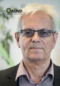 Dr. Werner Reh vom BUND in Lage
