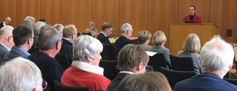 Bezirkskonferenz Naturschutz in Ostwestfalen-Lippe gegen die B239n in Lippe